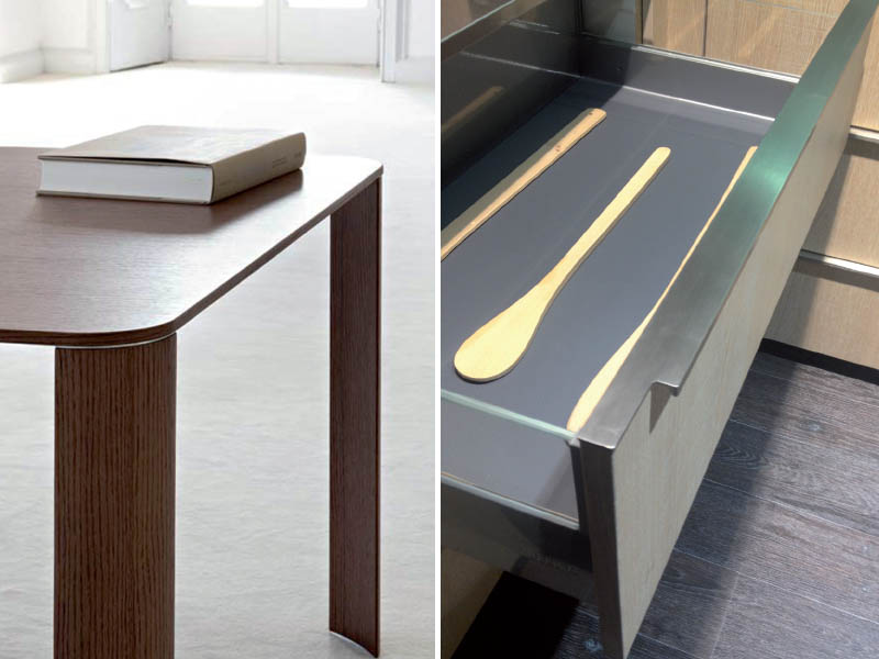 Customized products for the furniture world